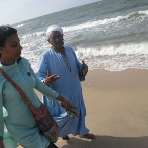 Interviewing Mahienour: revolution and climate change