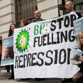 BP: stop fuelling repression in Azerbaijan