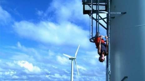 Tilting at Windmills - Jess Allen