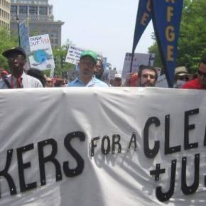 Boom! - Historic Union Vote for Climate Transition