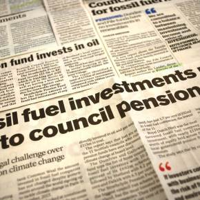 Data release: UK councils invest £16.1 billion in fossil fuels
