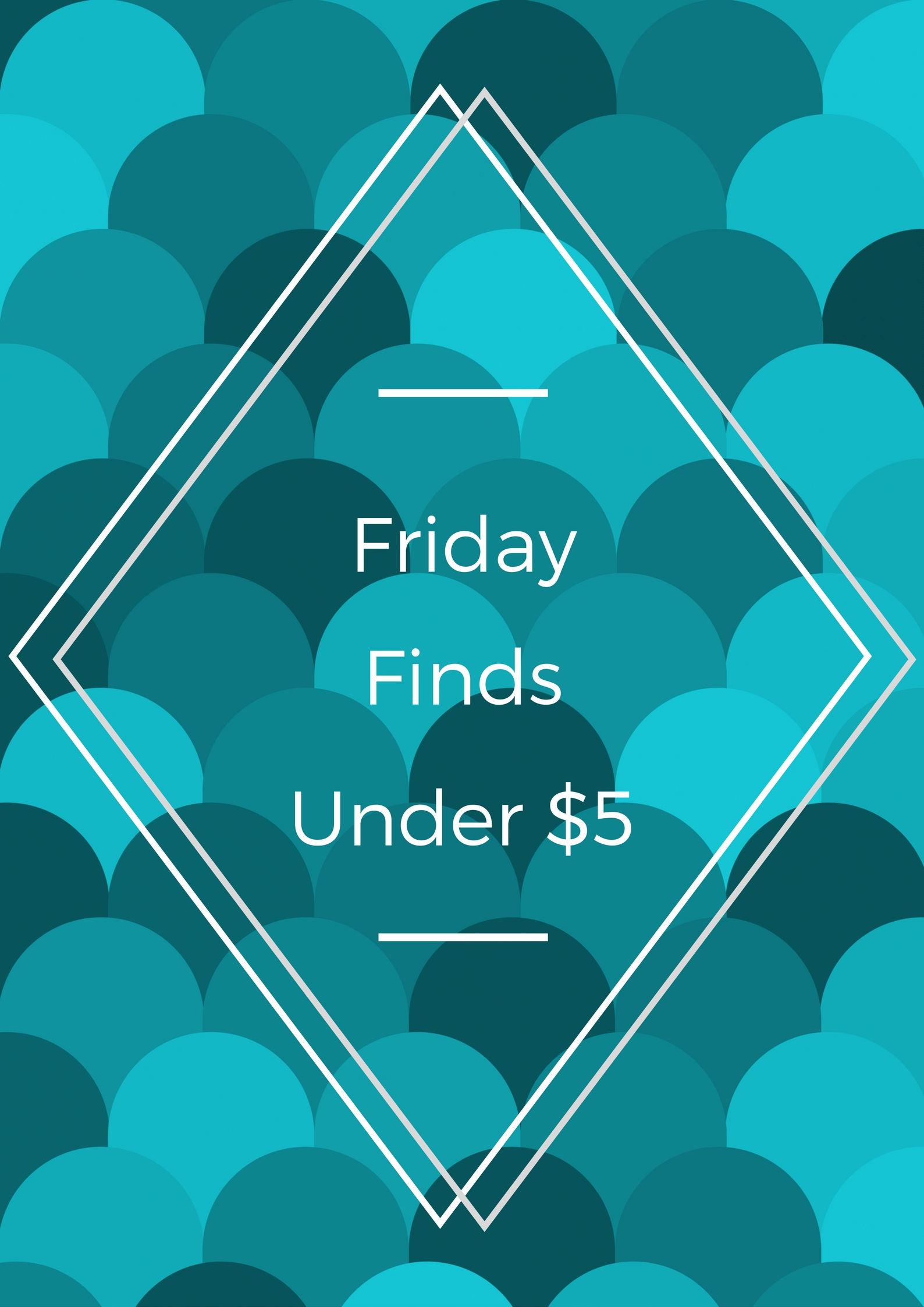 Friday Finds Under $5 Bubble Bath Edition