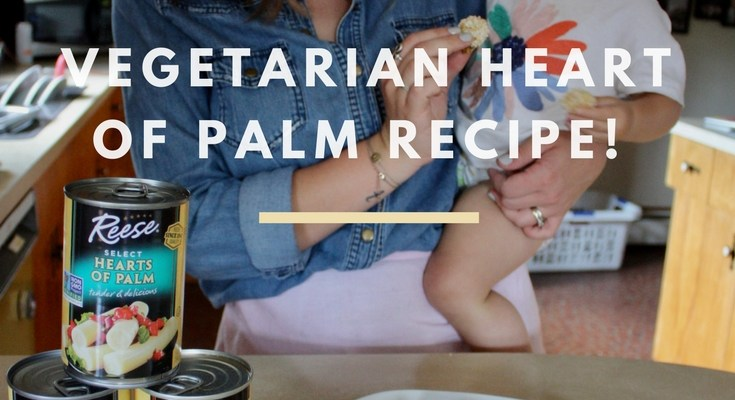 The Newest Health Food You'll Heart : Heart of Palm
