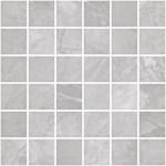 """Bardiglio Grey 2"""" x 2"""" Mosaic"""