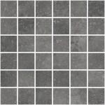 """Limestone Black 2"""" x 2"""" Mosaic"""
