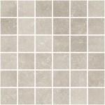 """Limestone Taupe 2"""" x 2"""" Mosaic"""
