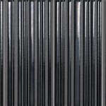 Righe Metal Moka Inserto Rete