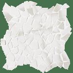Roma Diamond Statuario Schegge Mosaico