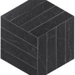 Blok Dark Cube Mosaico