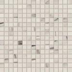 Marvel Bianco Fantastico Mosaico Lappato