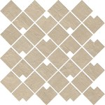 Raw Sand Mosaico Block WALL