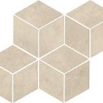 Raw Sand Mosaico Esagono