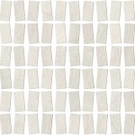 Raw White Mosaico Castle 6 mm