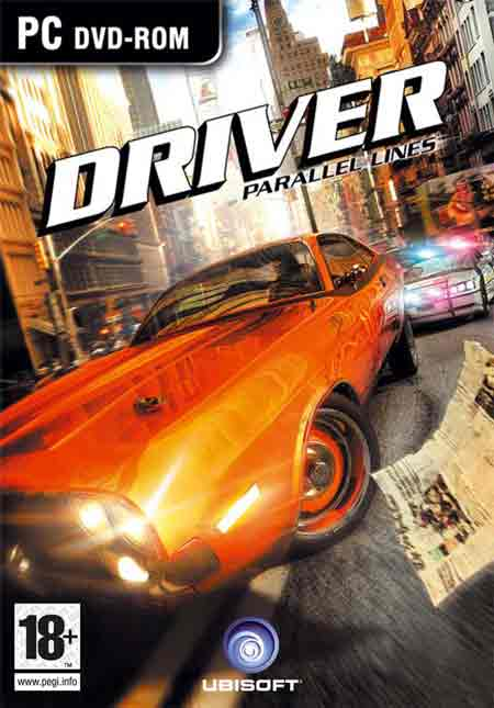 Baixar jogo Driver Parallel Lines [VITALITY] Download Gratis