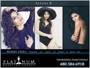 Alesha B