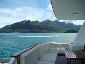 luxury yacht destination