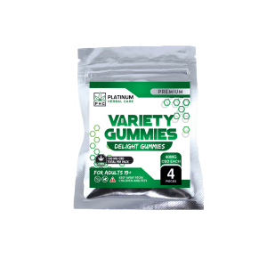 CBD Variety Gummies - Triple Strength (150mg) Buy Online Canada