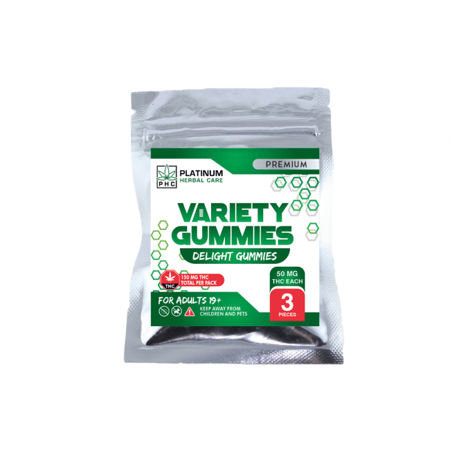 CBD Gummy Bears - Triple Strength (160mg) For Sale Online in Canada