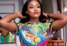Cynthia Nwadiora popularly known as Ceec is back to Instagram and she returned with a bang with some dripping hot photos. [Instagram/CeecOfficial]