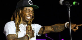 it looks like several celebrities from America are already falling in love with the idea of visiting Nigeria as Lil Wayne confesses his desire to take a trip to the world's black most populous country. (Instagram/Liltunechi)