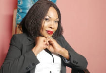 Nollywood actress, Mabel Oboh has been named the spokesperson for Ibeju-Lekki, Lagos chapter of African Democratic Congress,ADC