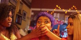 Bisola Aiyeola, Bimbo Ademoye and Adesua Etomi Wellignton are three of the popular members of the cast of Jade Osiberu's new film, 'Sugar Rush