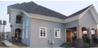 Actor Chinedu Ikedieze shows off Multimillion Naira mansion