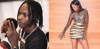 Naira Marley and Tiwa Savage are about to shatter the music industry with a new hit.