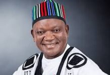 Benue state Governor, Samuel Ortom