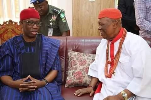 Okowa and Owa monarch