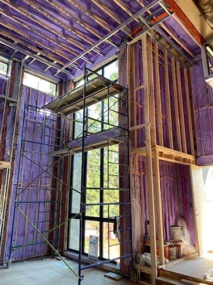 Platinum Signature Homes 8908 Construction 24