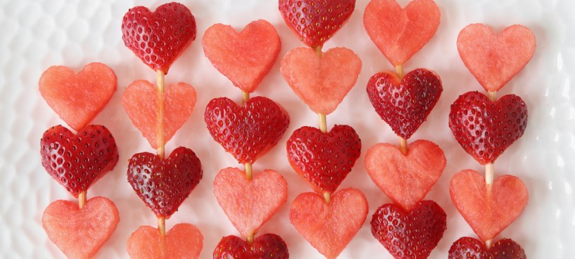5 Heart-shaped Treats for Valentine's Day