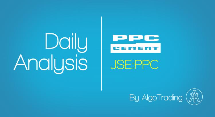 JSE:PPC Daily Analysis