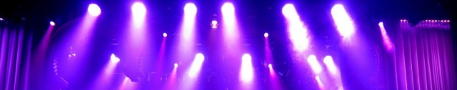Stage lighting design with GLP Impression