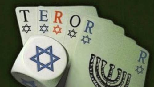 zionist poker terror israel-judaism-terrorism