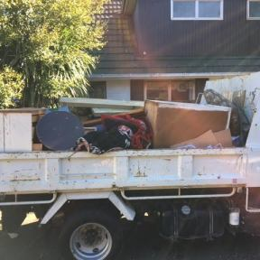 Junk Removal-made easy