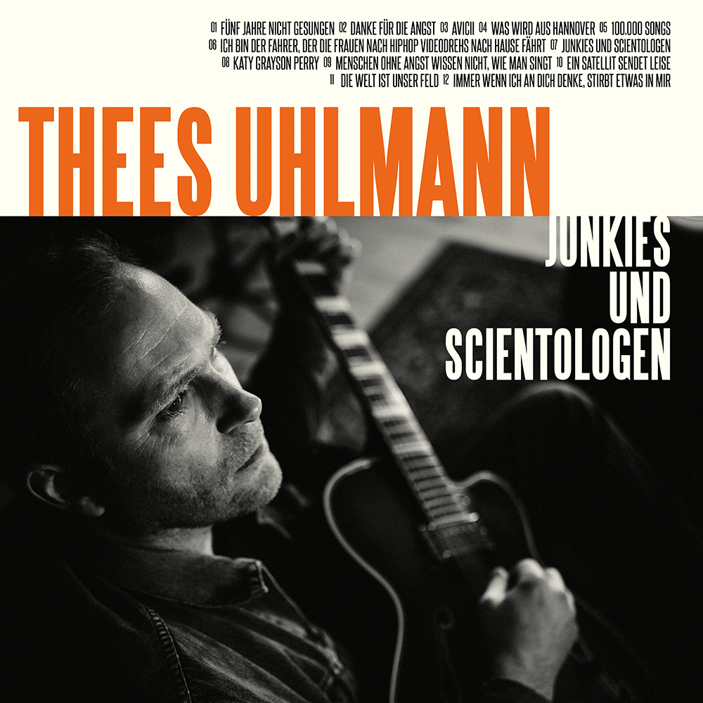 Thee Uhlmann - Junkies und Scientologen