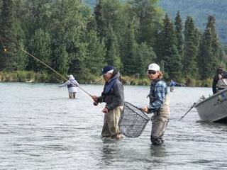 Kenai River Fly Fishing