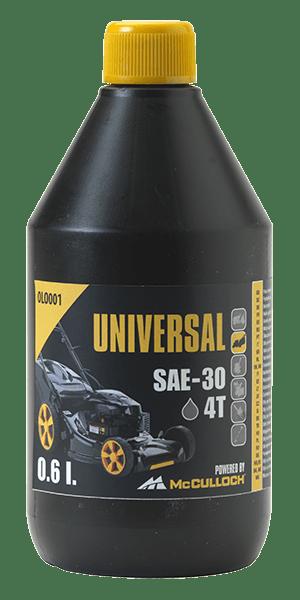 Mcculloch 4 Stroke Oil Sae30