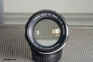 CANON FL 55mm F:1.2