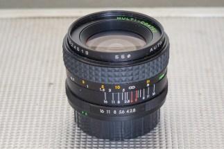 Makinon 28mm F:2.8 {PENTAX K}