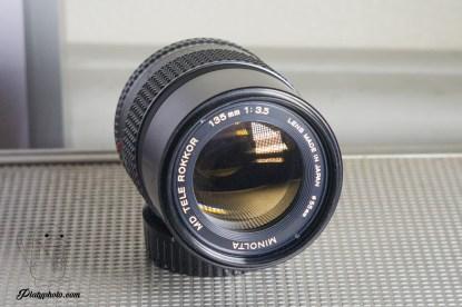 Minolta MD 135mm F:3.5