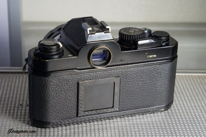 NIKON FM2 + NIKKOR S-C 50mm F:1.4