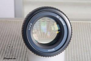 NIKON NIKKOR AF-D 50mm F:1.4