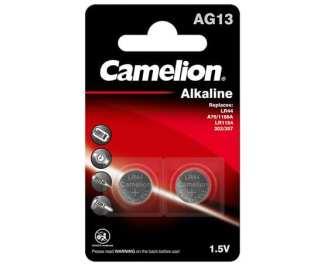 Pile-bouton-alcaline-AG13-BP2-Camelion