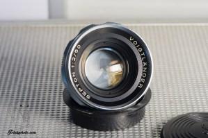 VOIGTLANDER SEPTON 50mm F:2