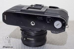 CANON A1 + 50mm F:1.8