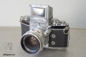 Exakta Varex IIa + Biotar 58mm F:2