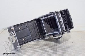 ROLLEIFLEX 3.5F PLANAR 75mm F:3.5