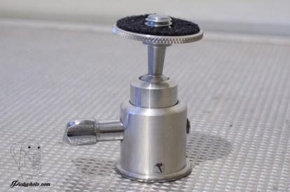 Leica Saroptico St.Jngbert Ball and Socket Head Rotule very RARE Tete-Leitz